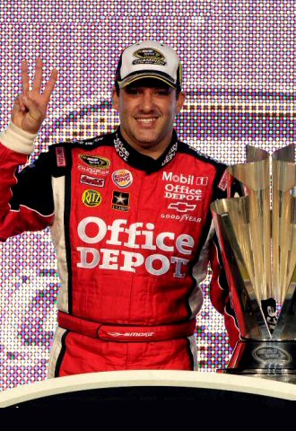 Anthony Wayne Stewart 3-Time Sprint Cup Champion