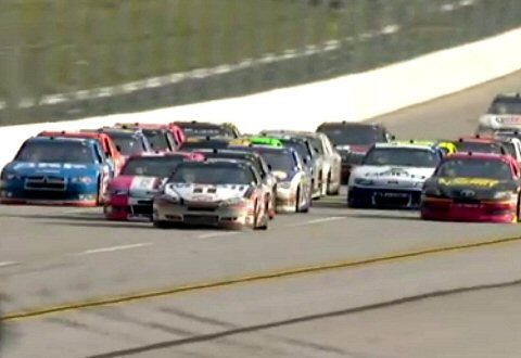 NASCAR At Talladega Oct. 2014