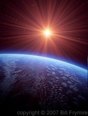 Earth by Bill Frymier