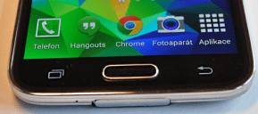 Galaxy S5 Navigation