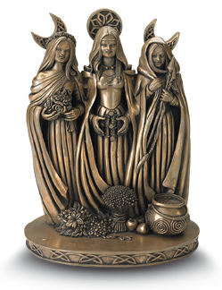 The Triple Goddess Maiden, Mother, Crone