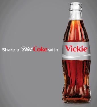 Share A Virtual Coke