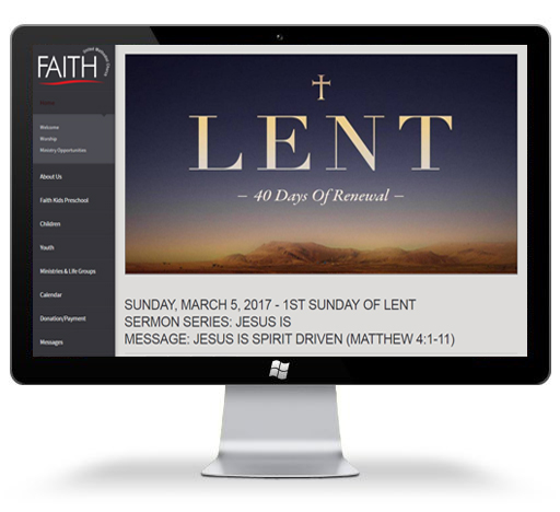 Springwood Marketing Websites Faith United Methodist Church Spring TexasSpringwood Marketing Websites Faith United Methodist Church Spring Texas