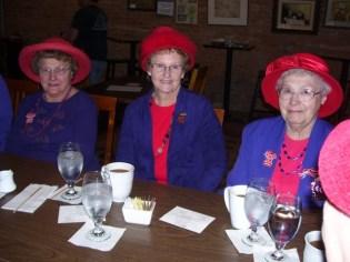 Red Hat Ladies