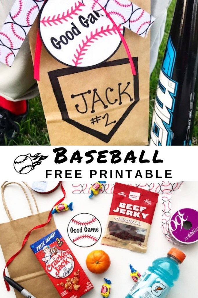 Baseball team snack ideas