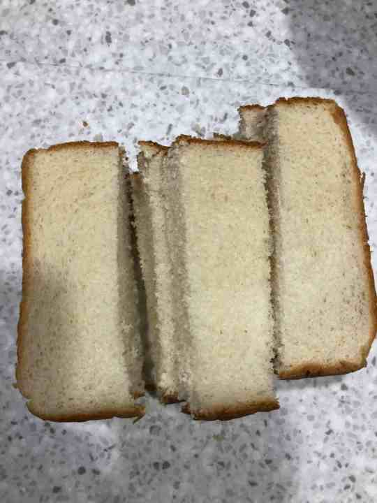 Texas Toast Bread Strips to Make French Toast