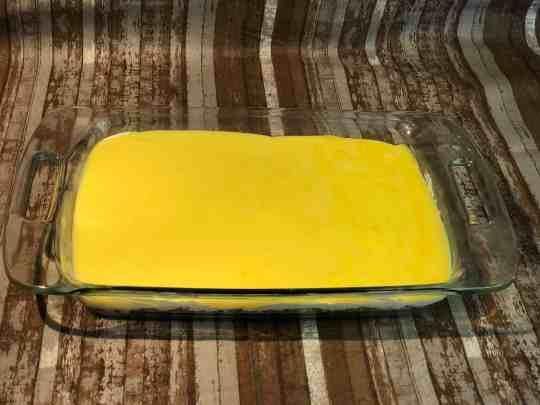 Lemon Pretzel dessert