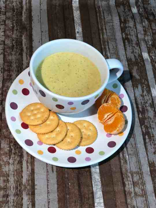 Instant Pot Broccoli Cheese Soup - Sprinkle of Country