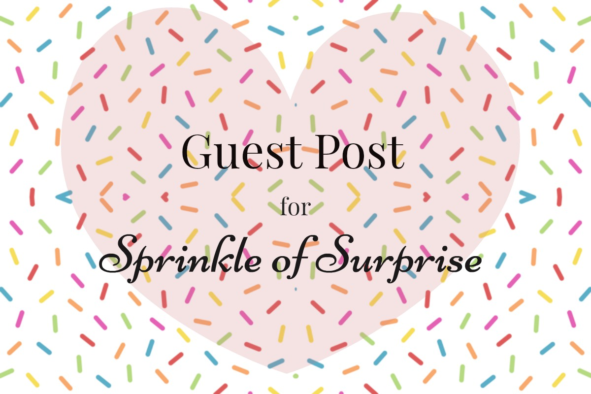 How to Guest Post for Sprinkle of Surprise!