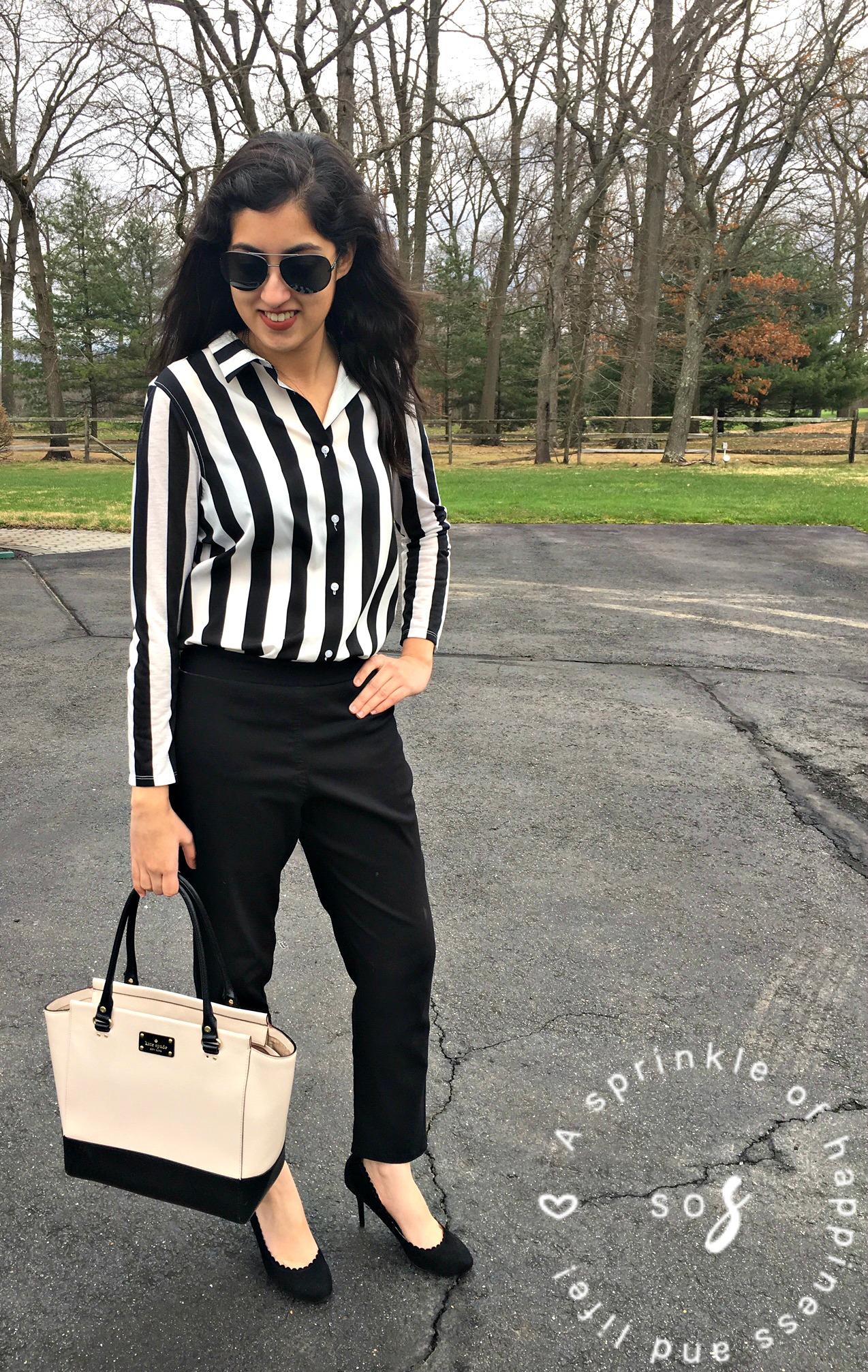 Spring Style | Bold Stripes