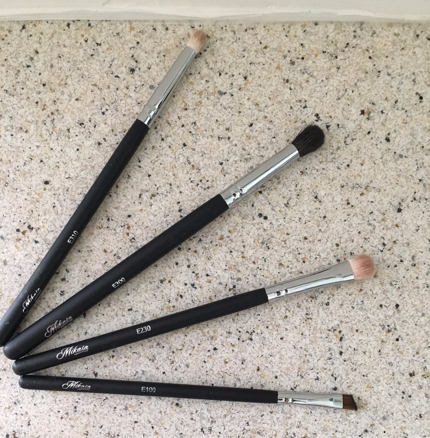 Mikasa Beauty Brushes Review + Discount Code for YOU!