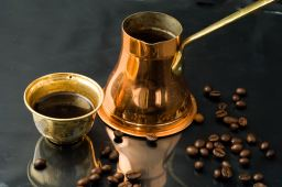 Exploring turkey cuisine - Turkish Coffee