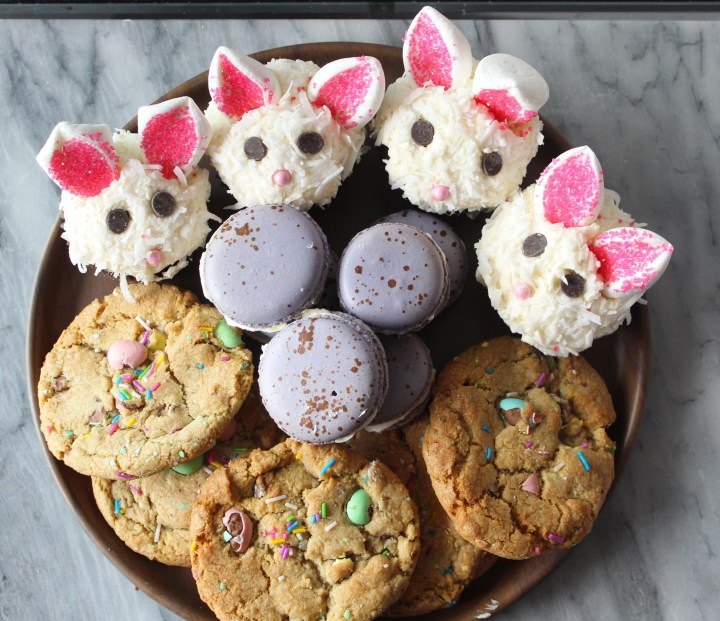 easter sampler boxes