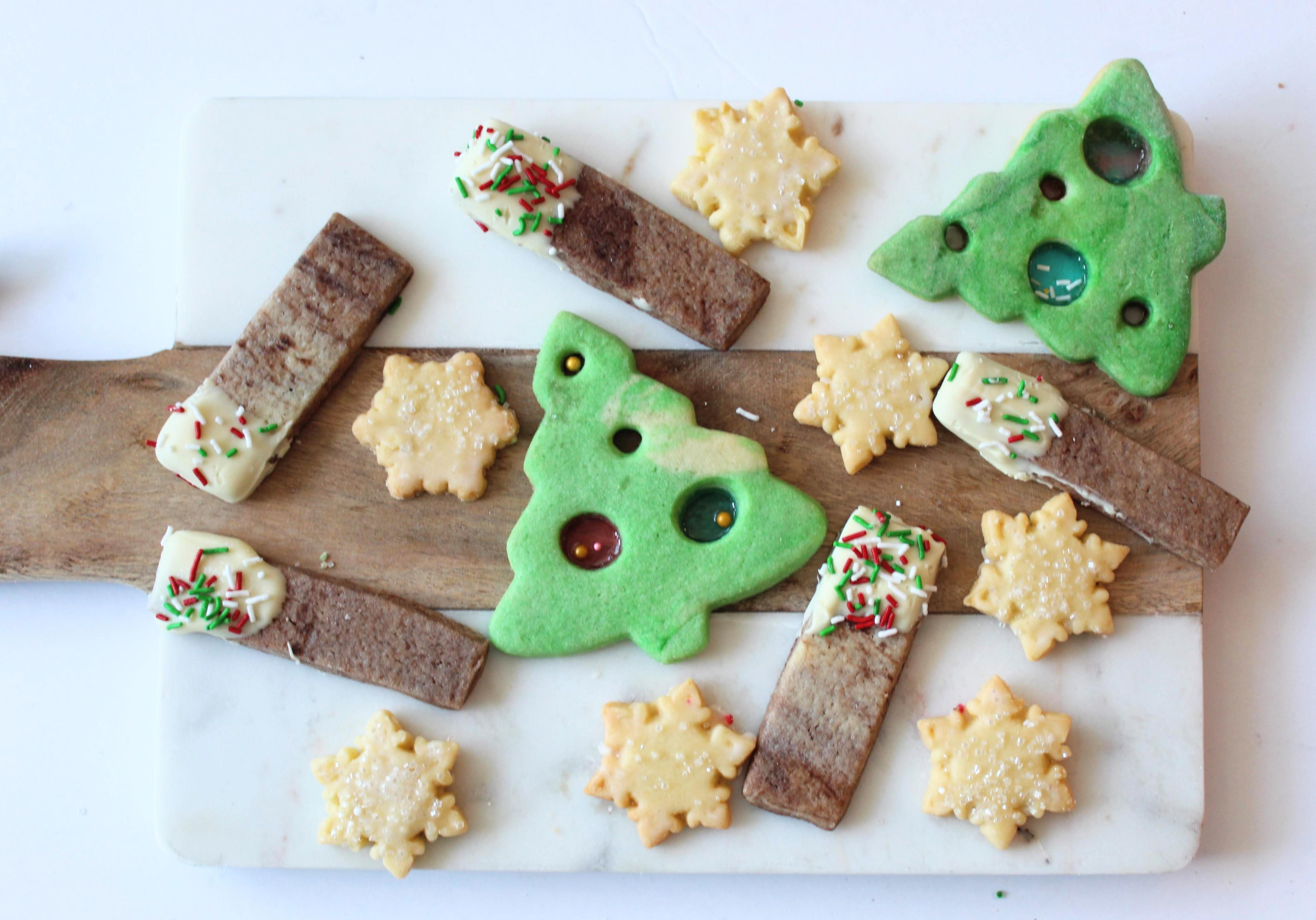 Create: Sugar Cookie, Three Ways