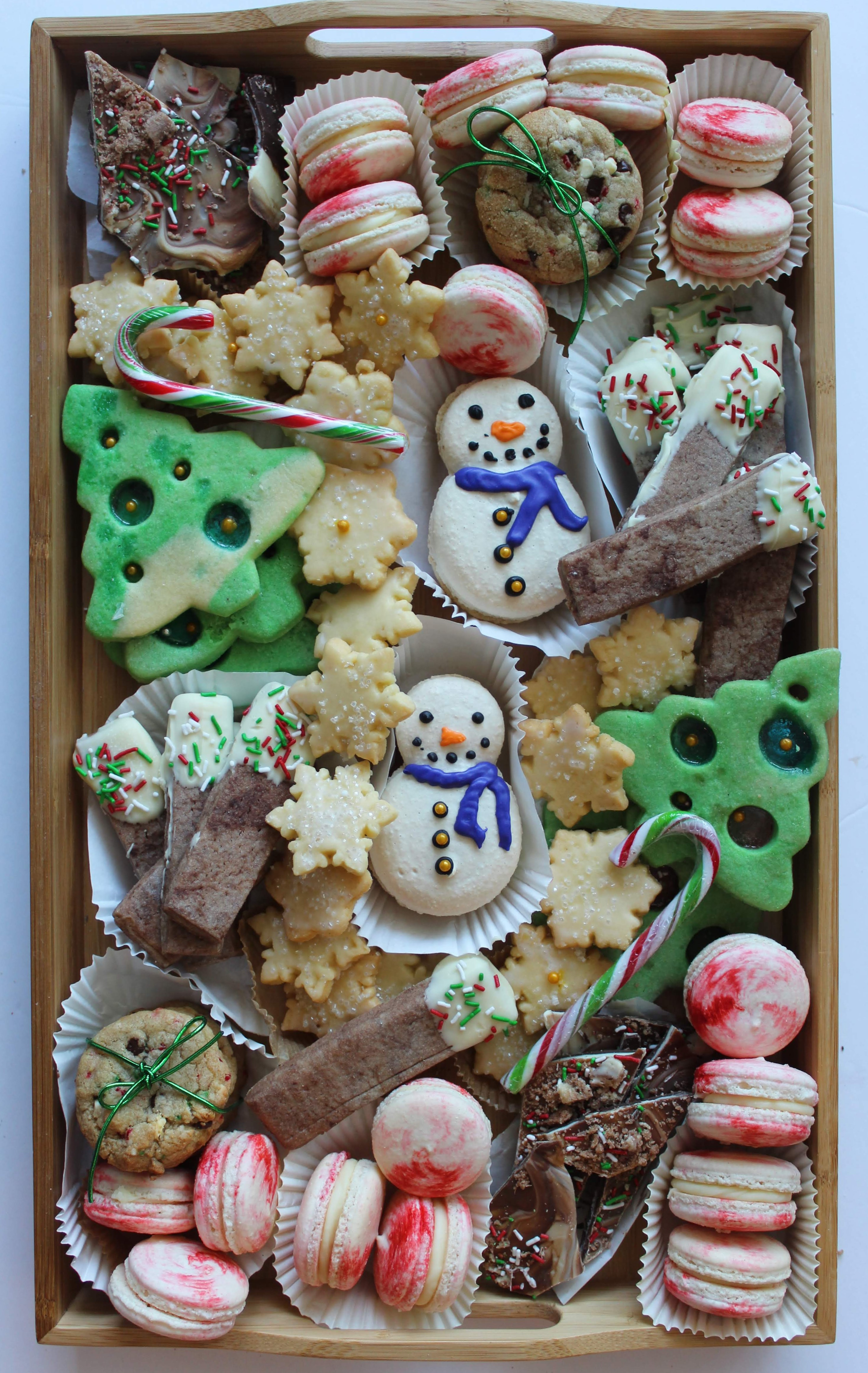 Create: Holiday Cookie Board