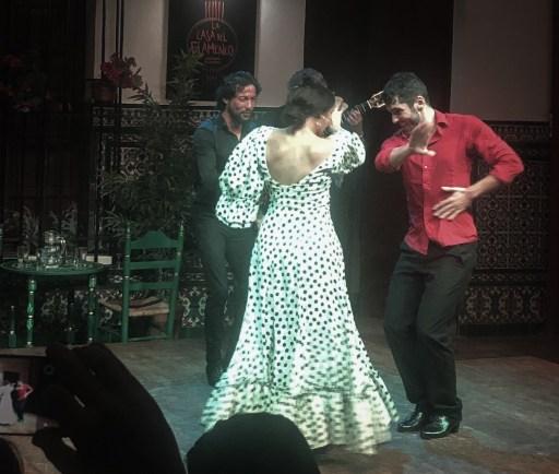 Seville Travel guide - Flamenco Show at La Case Del Flamenco