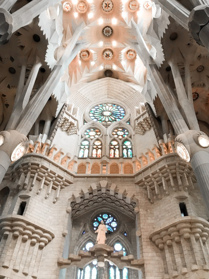 Barcelona Travel Guide - Sagrada