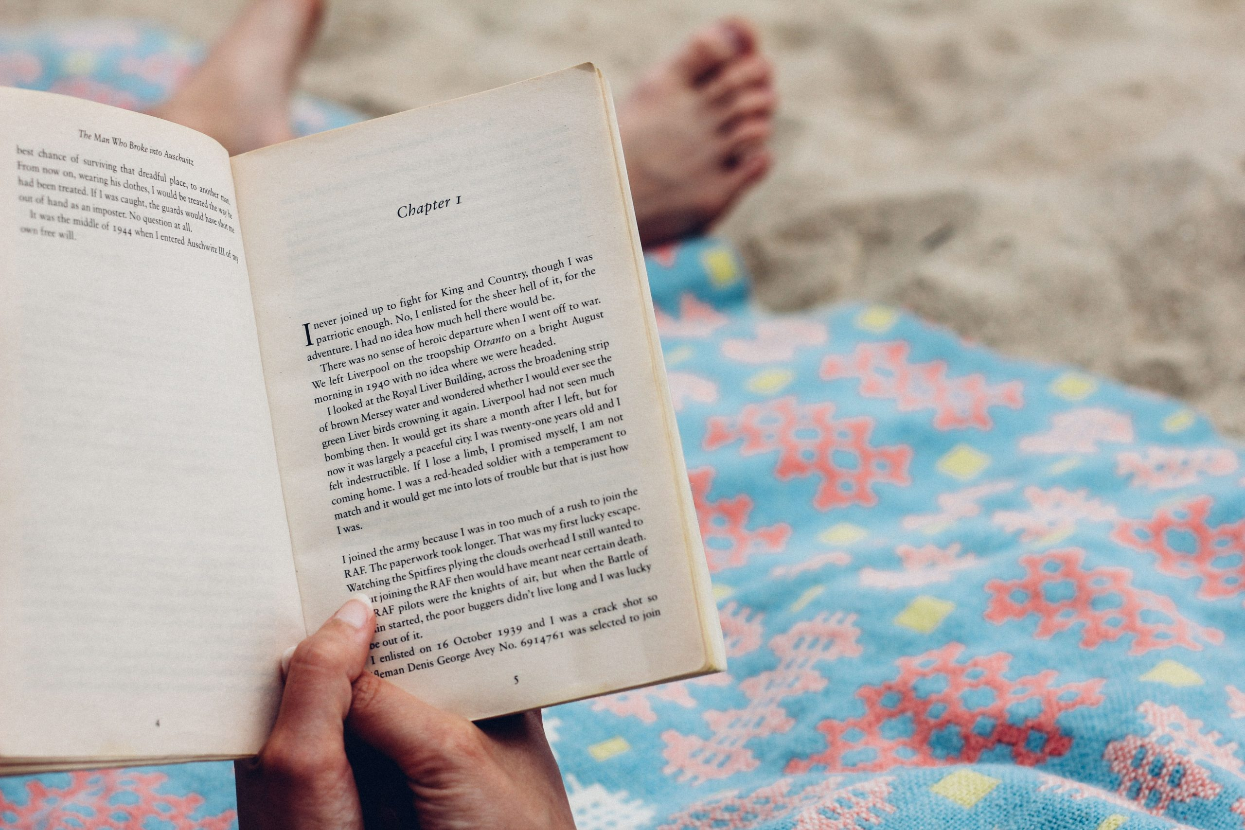 Favorite Beach Reads for the Summer
