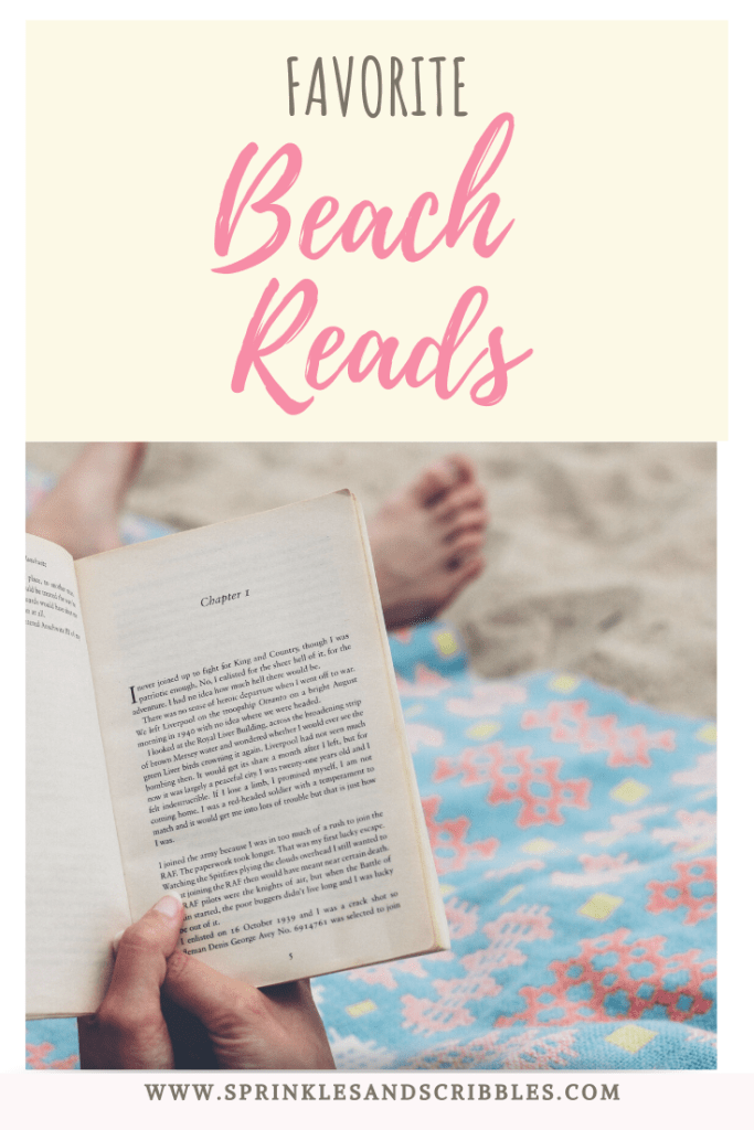 Beach Reads for Summer Pin