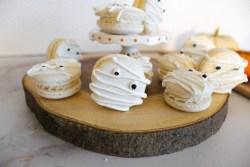 Mummy Macarons