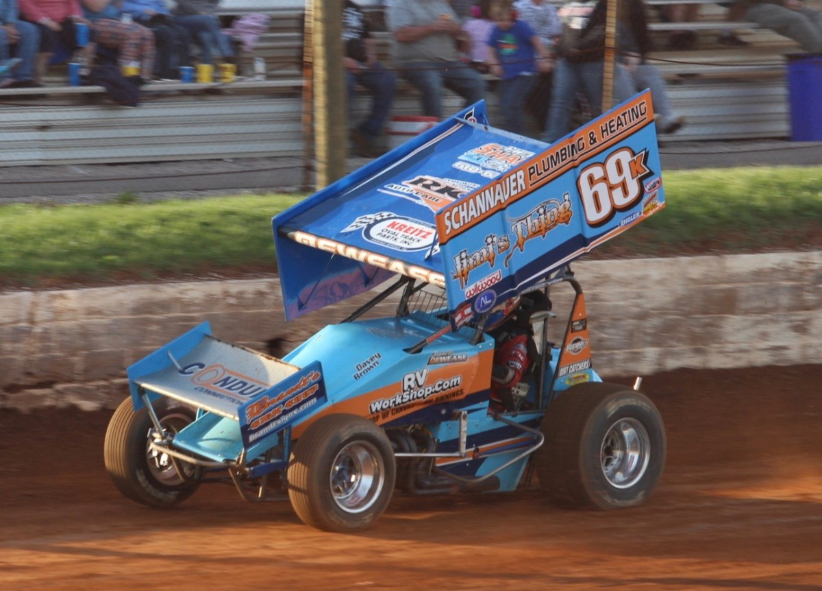 SprintCarUnlimited.com Podcast: Lance Dewease on success and the Hall of Fame, Sam Hafertepe Jr., Hot-Not, and more