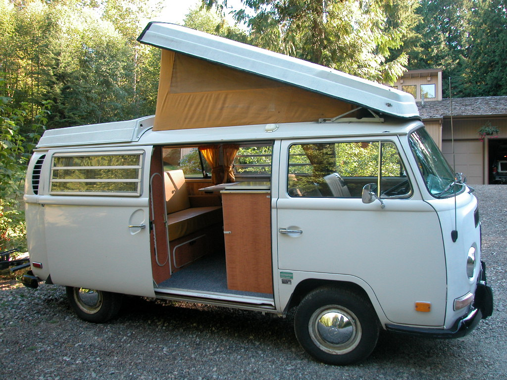 1970 Volkswagen Westfalia conversion