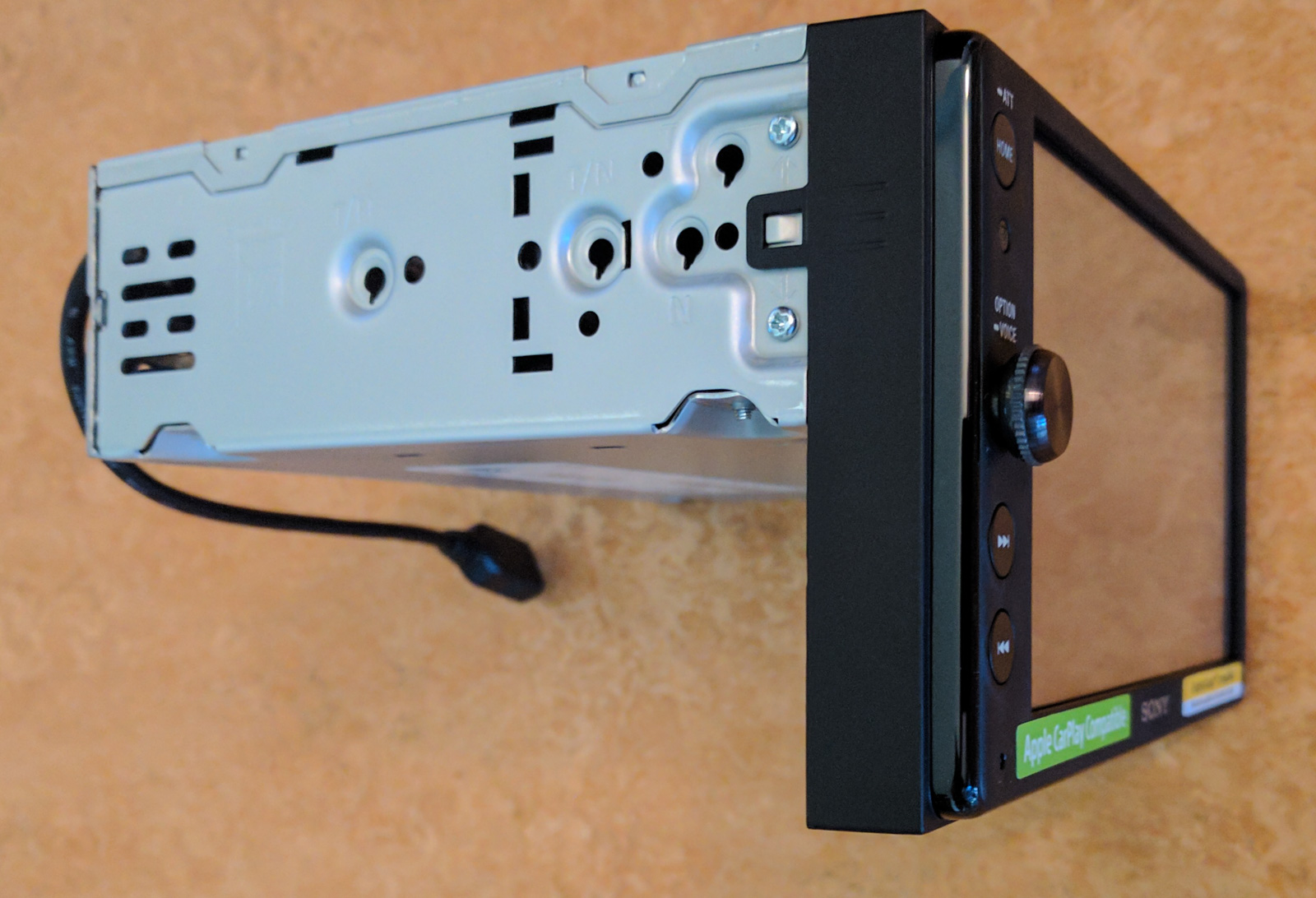Adding an aftermarket stereo head unit to a Sprinter – Sprinter ...