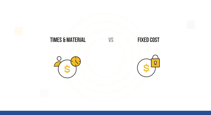 Times and Material vs Fixed Cost