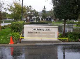 Greene Priestly Monument