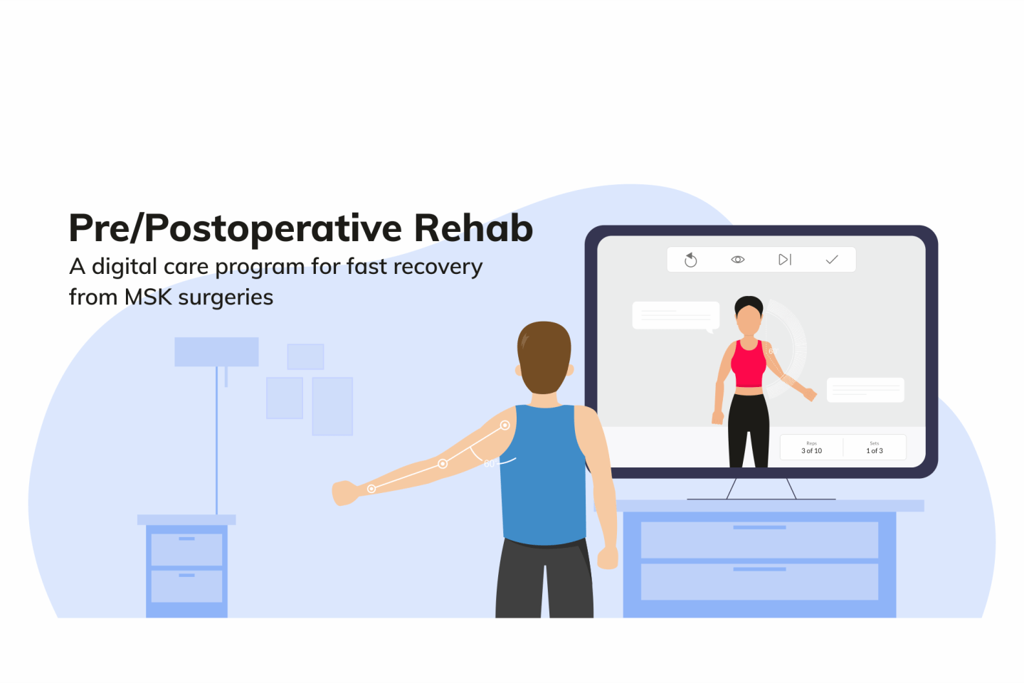 Pre_Postoperative Virtual RehabIlitation