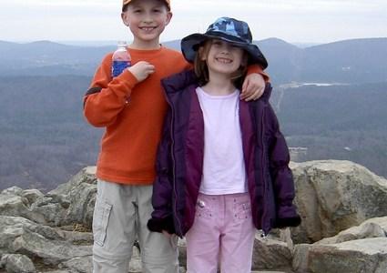 Field Trip Foto Friday: Pinnacle Mountain