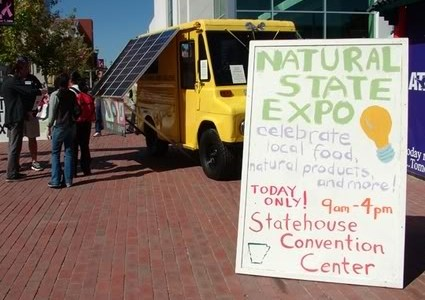 Field Trip Foto Friday: Natural State Expo