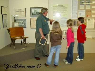 Field Trip Foto Friday: Lower White River Museum