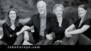 Senator Cornyn's Family