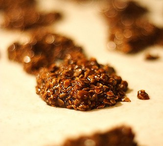 No Bake Cookies: Your Butt Will Hate You