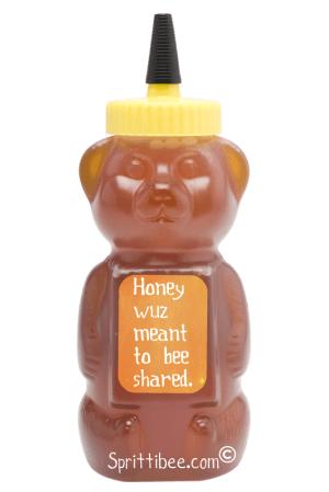Sprittibee's Honey Bear