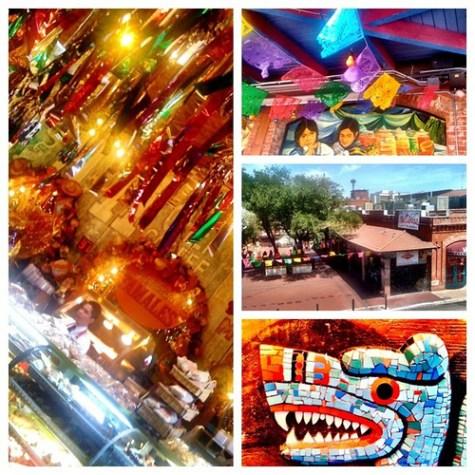 Mi Tierra's in San Antonio - a Texas Treat! #incourage