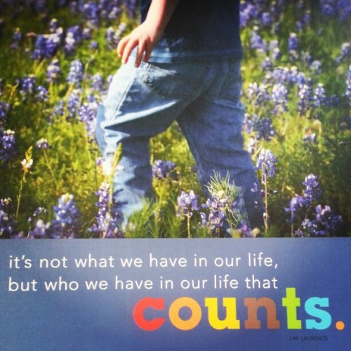 So true. Wishing you all a merry Christmas & fantastic 2013 ... if we make it past Friday, of course. :) #bluebonnets #igtexas #ig_kids