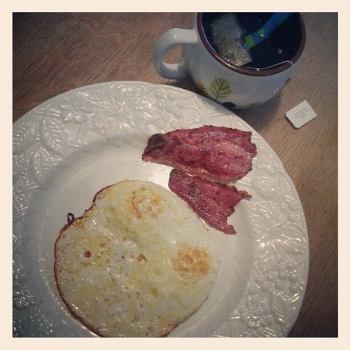 Low Tech Menu Planning @ Sprittibee.com, 17 Day Diet Breakfast