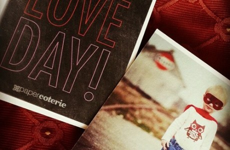 Paper Coterie Valentine's Day ONE DAY Give-Away