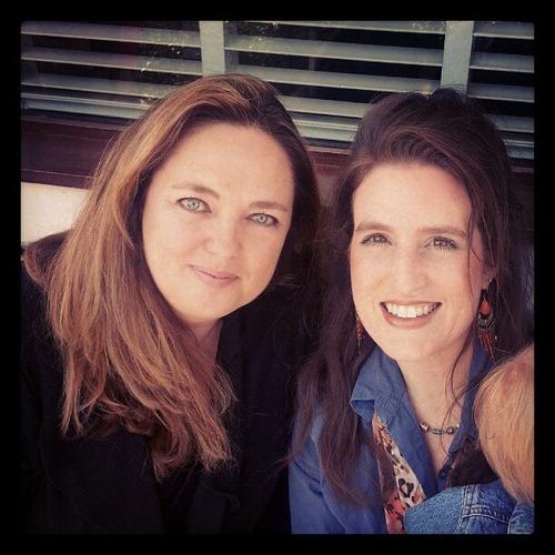 Paula & Heather :) #friends