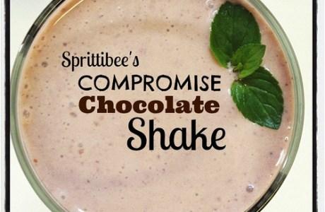 Chocolate Compromise Shake