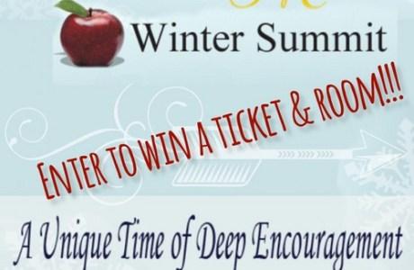 Homeschool Moms' Winter Summit! {Giveaway}