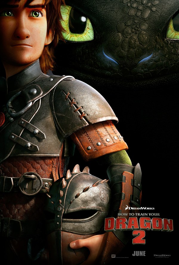 Hiccup, all growed up