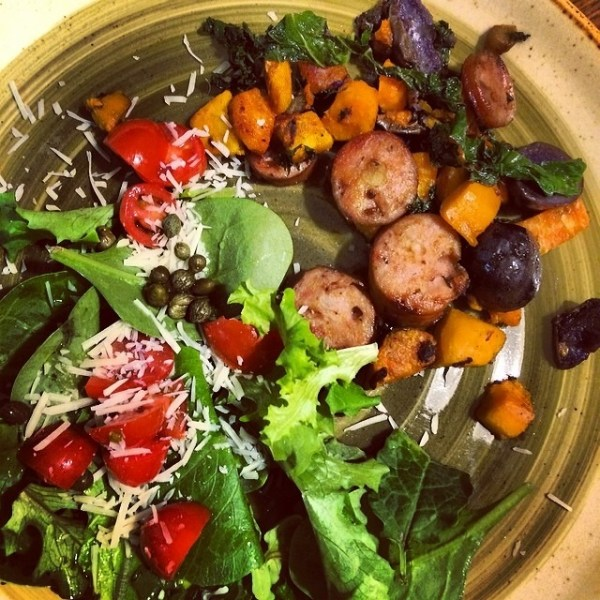 paleo lunches by @sprittibee