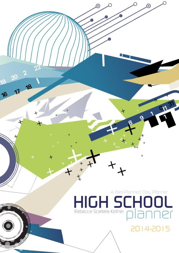 wpd high school planner