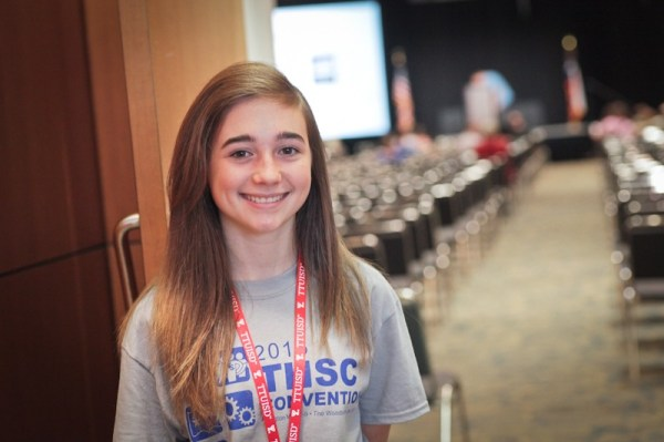 THSC Arlington 2015 - Teen Program Volunteer via @sprittibee