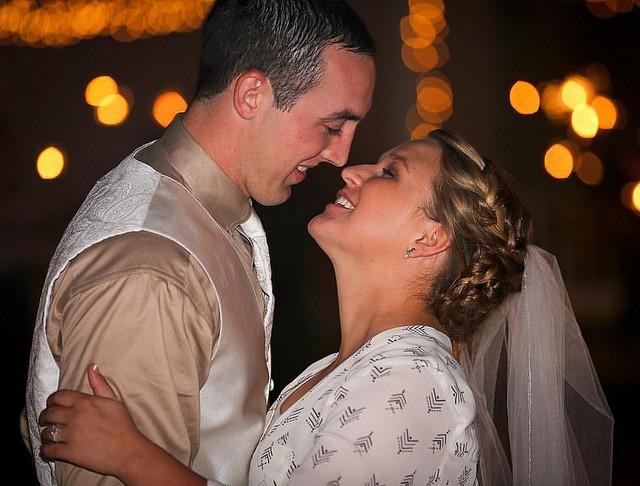 Central Texas Rustic Country Wedding via Sprittibee Photography