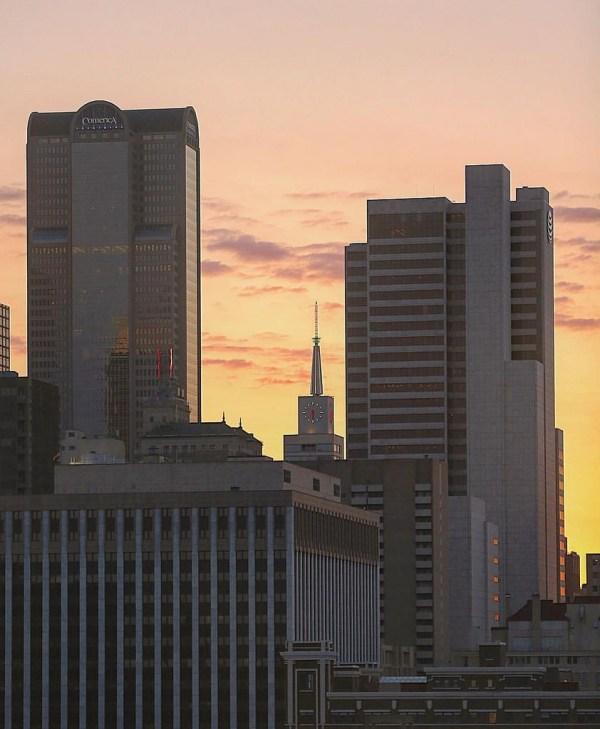 Dallas at Sunrise via @Sprittibee