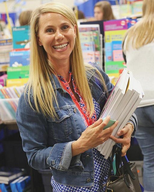 Happy THSC Homeschool Mama